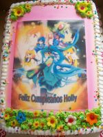 Vocaloid Kake by HollyMotto