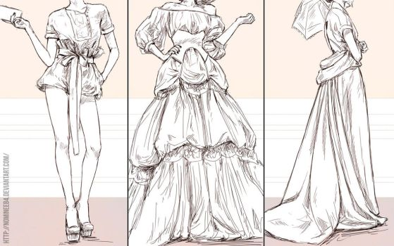 Study: Fashion by nominee84