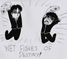 How X Should Probably End by Batsu13angel