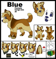 Blue Ref 2013 by Miiroku
