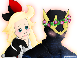 Bravely Default: Oh Alternis by greenteaduck