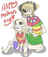 happy Mother Day 2013 by izmene