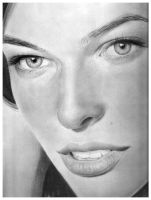 Milia Jovovich by MIKELopez