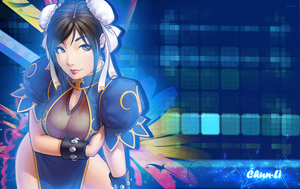 Chun li wallpaper 2 by odigitalmaideno