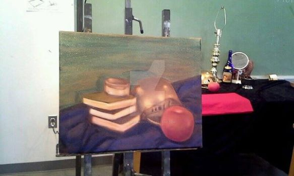 Still Life Final Product by cupcakemaiden