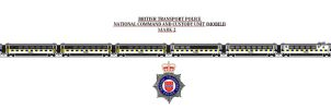 Police Train Concept - Mk2 by Leadmill