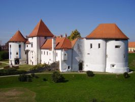 varazdin castle by marlene-stock