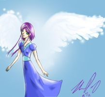 Princess of the skies by TheReza13