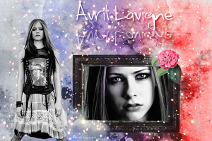 Avril Lavigne blend by QuEeN-MiUsHkA