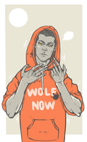 Wolf Now by Pterek
