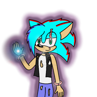 Scar Electric the Hedgewolf by SonicUS1000