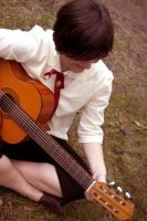 Aph- Just play a song, Antonio by ercsi91
