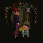 over the garden wall by pixiebee