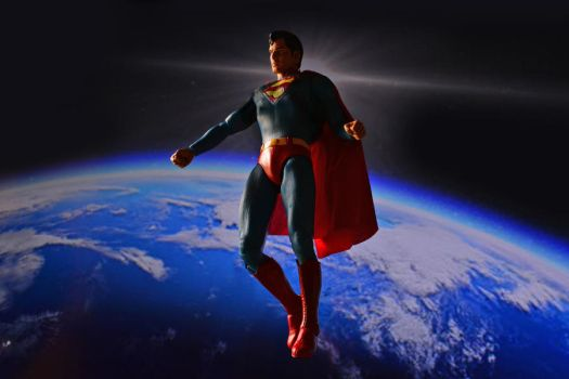 Son of Krypton, Son of Earth by isuru077