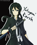 Yatogami K. by shirasaki