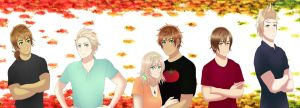 SpaBel Week Day 2: Company~*A Bunch of Tomatoes!* by KIMKIM14