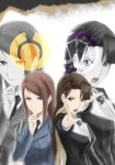 Ace Attorney: Lana Skye and Mia Fey (Younger!) by trufflemunchies13