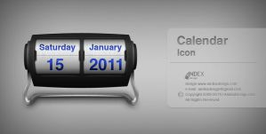 Calendar icon by AndexDesign