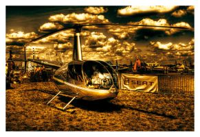 Helicopter by Riffo