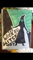 Wicked by peachbriers