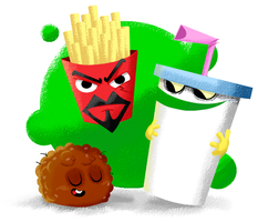 Aqua Teen Hunger Force by sergiomonty