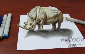 3D-Rhino-Drawing by MiltonCesar