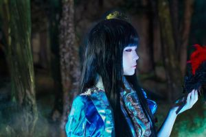 snow white in marchen by Godling-Studio