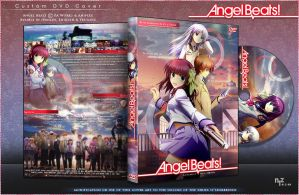 DVD Cover: Angel Beats by N1z1ra