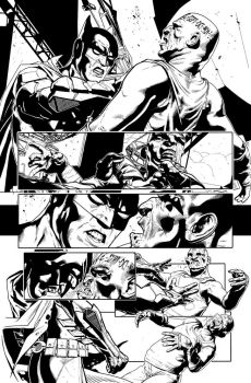 BATMAN Legends OfTheDK Issue-03 Page-09 by OMARFRANCIA