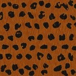 Leopard Spots on Wood by allison731