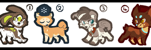 DOGGY ADOPTS by Redrie