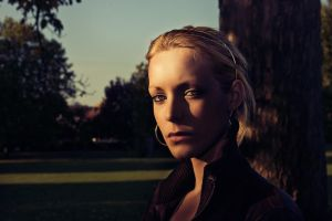 Early evening portrait by DR1983