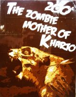 Zombie Mother Of Kharjo 200 eme episode by supereiki