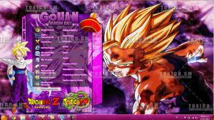 Temas Windows 7 Gohan by ToxicoSM
