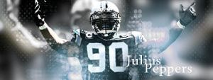 Julius Peppers.4 by metalhdmh