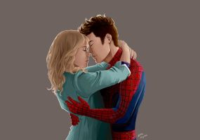 Gwen And Peter by Daisy069