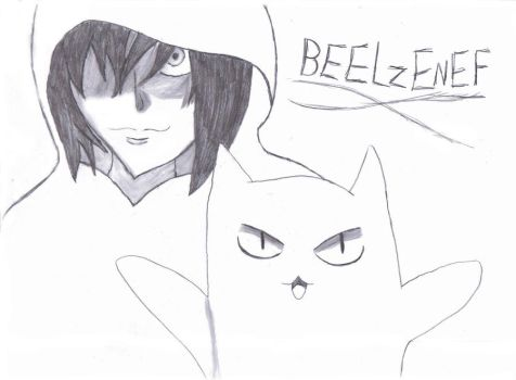 B is for Beelzenef by haruhi65