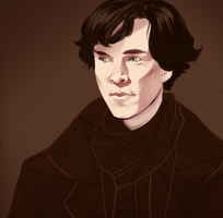 Sherlock- No Clever Title Here Soooo by dbrloveless