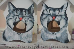 Meow by Wotansvogel