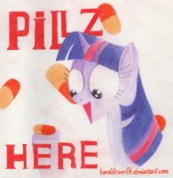 Twilight's Pills by HardDriveR04