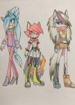 Sonic adoptables 1 Closed by ultimate-galaxy