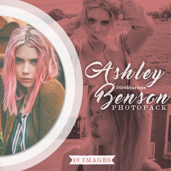 Ashley Benson Photopack by oursheartsps