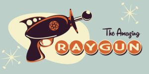 The Amazing Raygun by ziccurate
