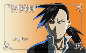 FMA 2 : Ling Yao by InsanePiece