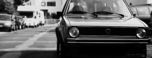 VW Golf MK1 by AvalonProject
