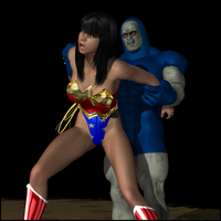 Darkseids Dominance by LordSnot