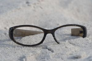Beached Lenses by gillilandtex05-stock