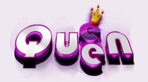Queen-logo by Zd-designs