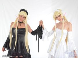 Chii and Freya from Chobits by AkaCosplay