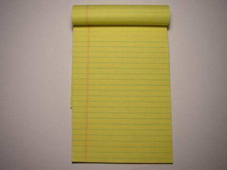 Paper Note-Pad by BoS-Stock